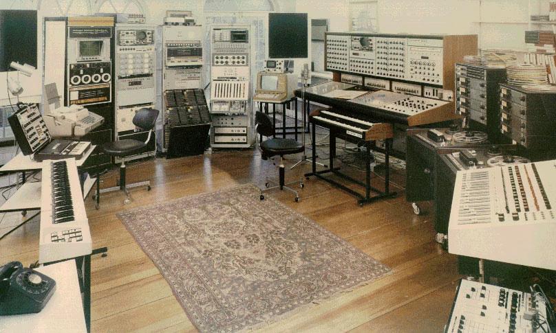 EMS Putney Studio