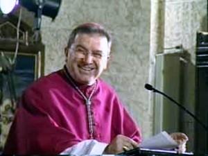 Mgr Luigi Ventura, Apostolic Nuncio to France