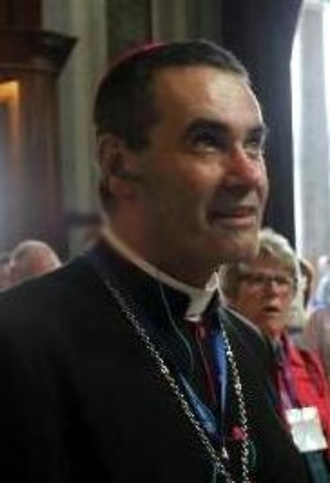 Mgr Jacques Habert, bishop of Seez                           Credit: Shrine at Alencon