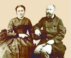 Blessed Louis and Zelie Martin, who are to be named saints in October 2015