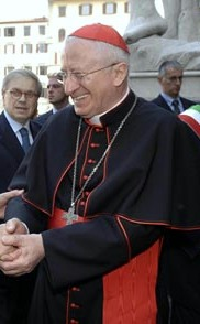 CARDINAL ENNIO ANTONELLI.  PHOTO CREDIT: WIKIPEDIA