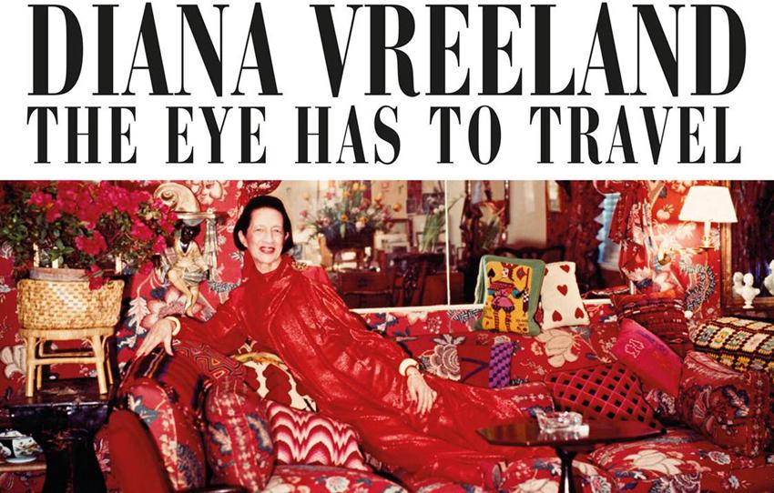 Estive numa exposição dedicada a Vreeland, a mais conhecida e marcante editora da Vogue americana - cuja carreira teve início como colunista da Harper's Bazaar - o ano passado, em Veneza.   Uma das suas célebres frases era 'as blue jeans são a coisa mais maravilhosa desde a invenção da gôndola'.   Talvez por isso a exposição lhe tenha sido dedicada precisamente nesta cidade de Itália.   We will never know.   Isto para dizer que a 40ª edição da Moda Lisboa traz ao MUDE um documentário de 77 minutos sobre a editora, com o título 'The Eye Has to Travel'. Visionário e cosmopolita, como ela.   A entrada é livre e o documentário vai passar no auditório do museu. Inaugura sexta-feira (dia 8) e repete sábado e domingo.   Fazem falta a coleção de roupa, acessórios, artigos publicados, revistas editadas, cartas entre designers (Armani era muito seu amigo) e outras coisas pessoais de Vreeland que vi em Itália, mas o documentário vale certamente por si.     Não deixem de passar por lá.     Lugares limitados.