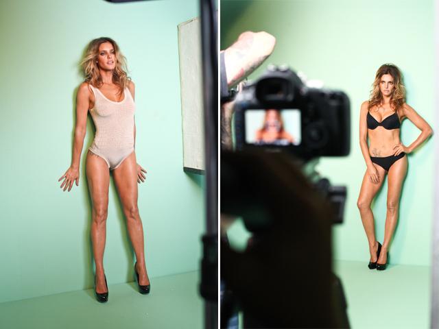 Entre muitas outras coisas que eu sei que vou querer aos 35 anos - que vou mesmo. Só pedia mais esta: manter (aproximadamente, pronto) a forma física da Fernanda Lima.   É que ela lá já tem quê? 2 filhos?   E está assim. Linda.   P.S - Eu sei que vai ser muuuuuito difícil, eu sei.   Imagem:  Vogue Brasil .