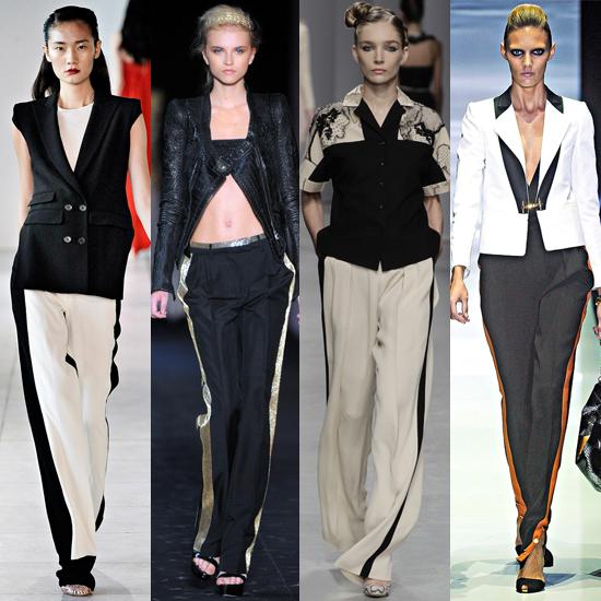 Eis um pormenor de que gosto bastante.   Fotografia: fashionologie.com