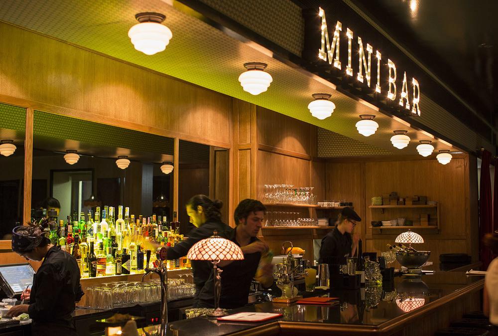 Mini Bar @teatro s.luiz