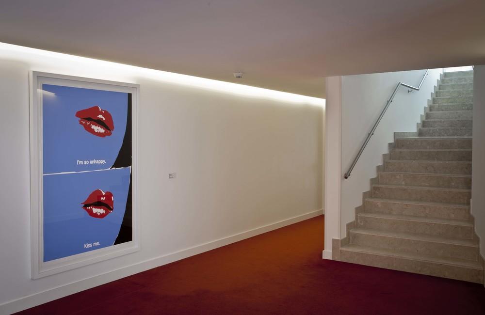 frente elevador piso 1 Luís Alegre