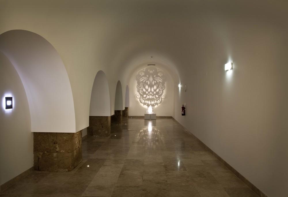 corredor suites piso 0