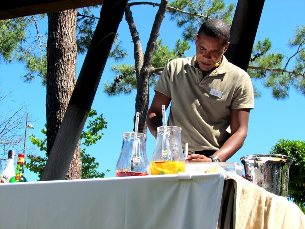 o chef Jorge Andrade