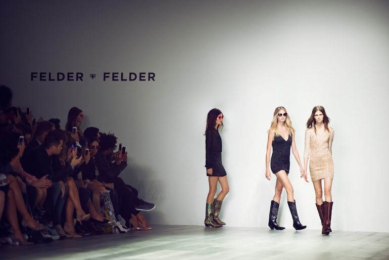 Felder Felder by Silhouette in London Fashion Week