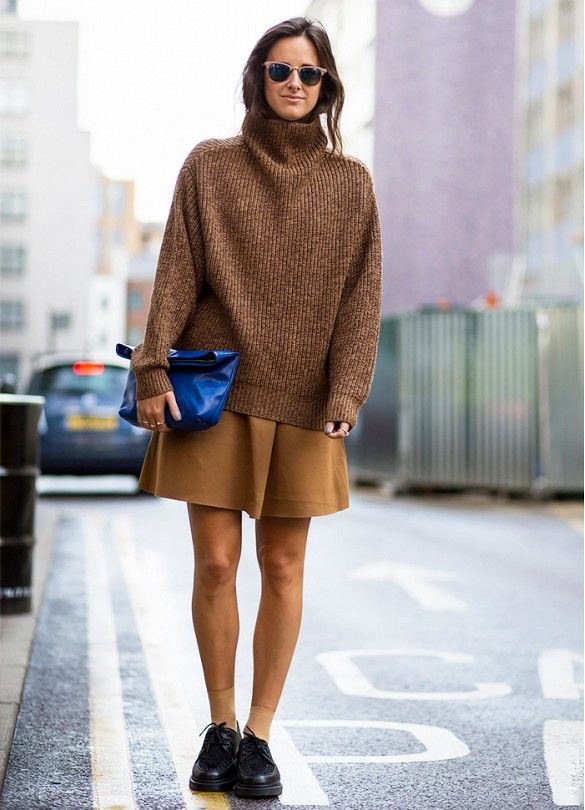 style inspiration: the wool sweater