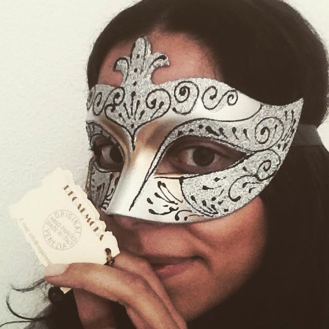 venice mask for carnival