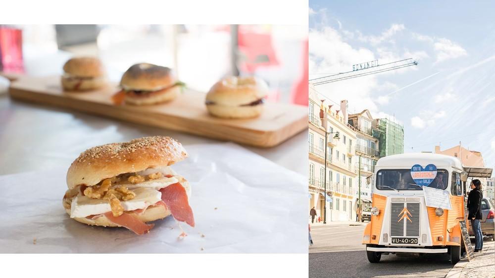 bagels in Lisboa