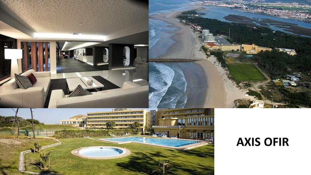 axis hotel ofir