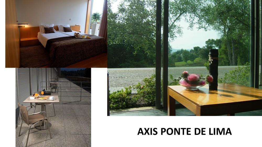 axis hotel ponte de lima