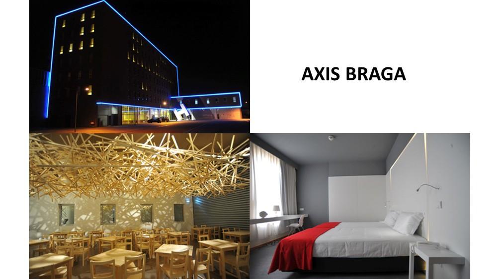 axis hotel braga