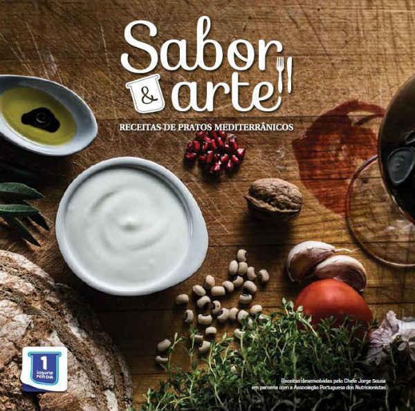 livro sabor & arte