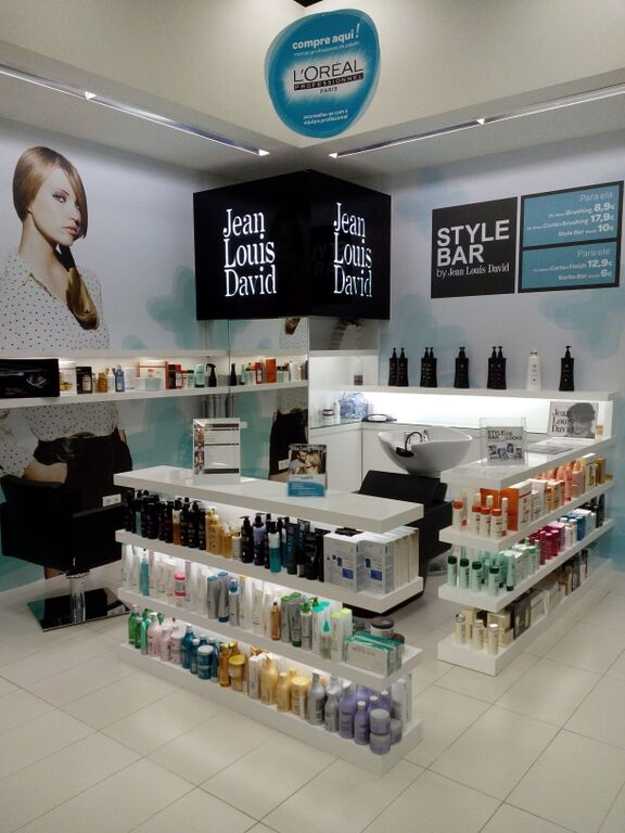 Style Bar Jean Louis David