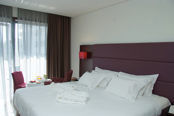 hotel axis porto room