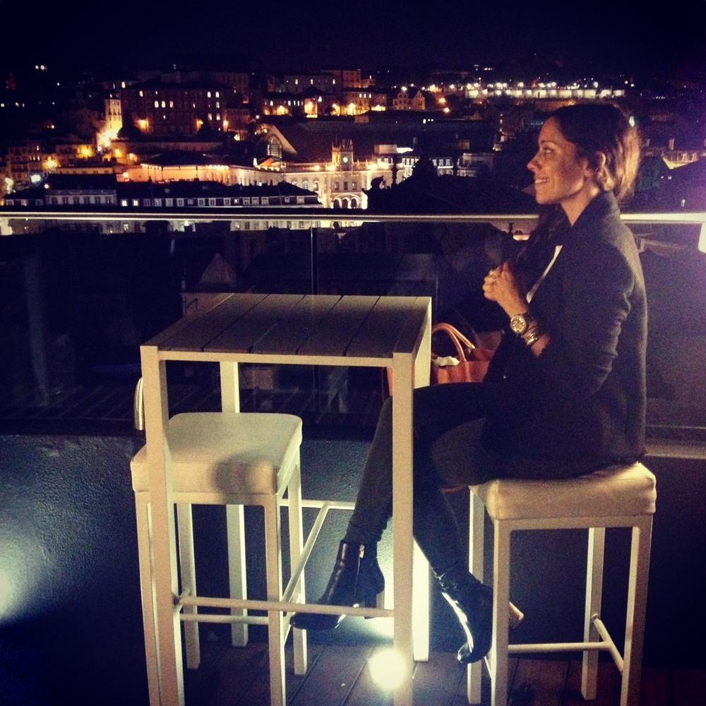 Rooftop Hotel Mundial