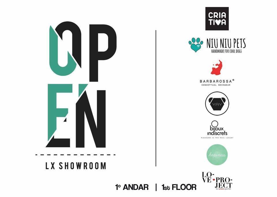 open lx showroom