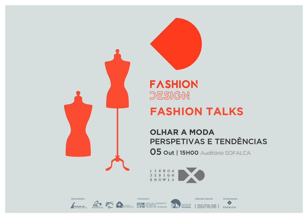 fashion talk lisboa design show