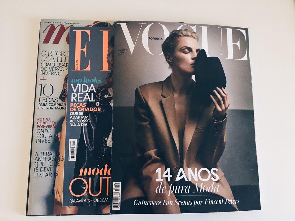 14 anos de Vogue Portugal