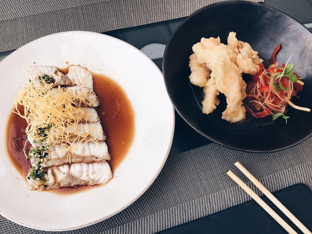 sushi degustação