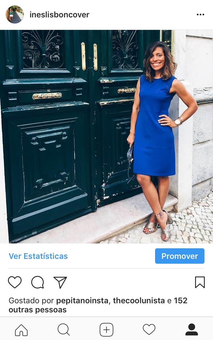 Dress - by Benetton