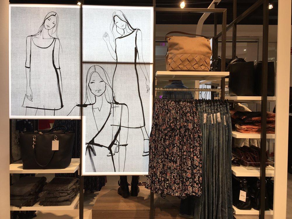 nova loja C&A Telheiras