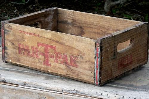 PAR-T-PAK - $8