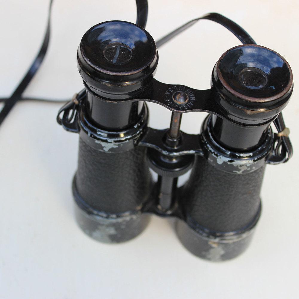 Vintage Binoculars from American Vintage Rentals - http://www.americanvintagerentals.com