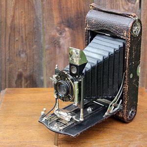1909 KODAK NUMBER 3A - $30 MORE DETAILS & PICS...