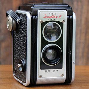 1950 KODAK DUAFLEX II - $10 MORE DETAILS & PICS...
