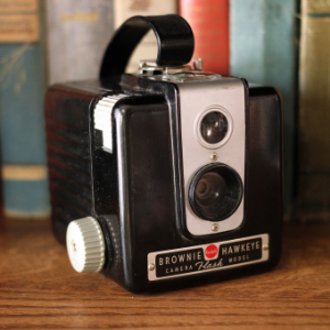 KODAK BROWNIE HAWKEYE - $10 MORE DETAILS & PICS...