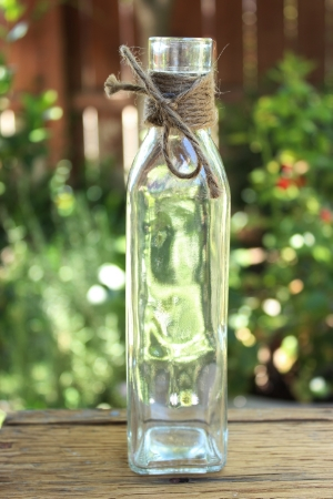 BOTTLE 8 INCH W/TWINE ACCENT - $0.50 EACH MORE DETAILS & PICS...