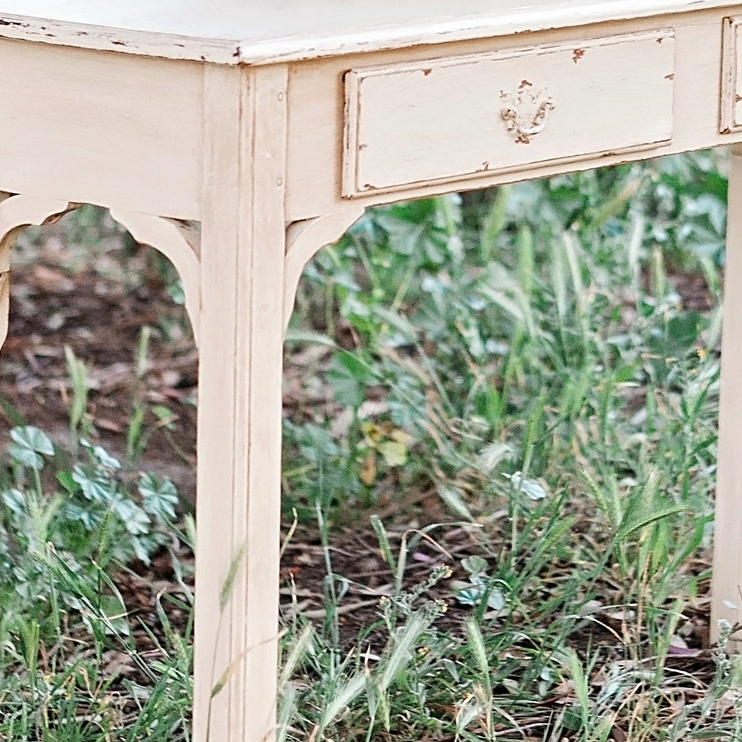 Shabby Chic Console/Sofa Table