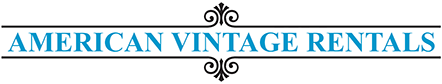 American Vintage Rentals | Wedding Rentals | Furniture, Decor, Antique, Rustic | Northern California | Party Rentals