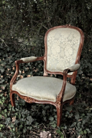 "Victorian Parlor Chair - ""Anna""   RENT FOR $50    MORE DETAILS & PICS..."