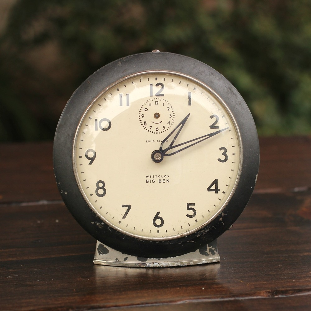 "Medium ""Big Ben"" Clock - $5 MORE DETAILS & PICS..."