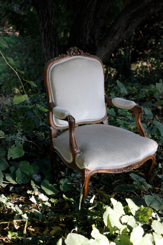 Vintage Parlor Chair Rentals