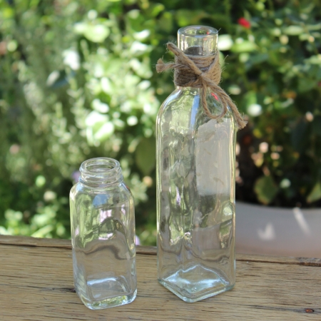 4 inch & 8 inch BOTTLES - $0.50 EACH   MORE DETAILS & PICS...