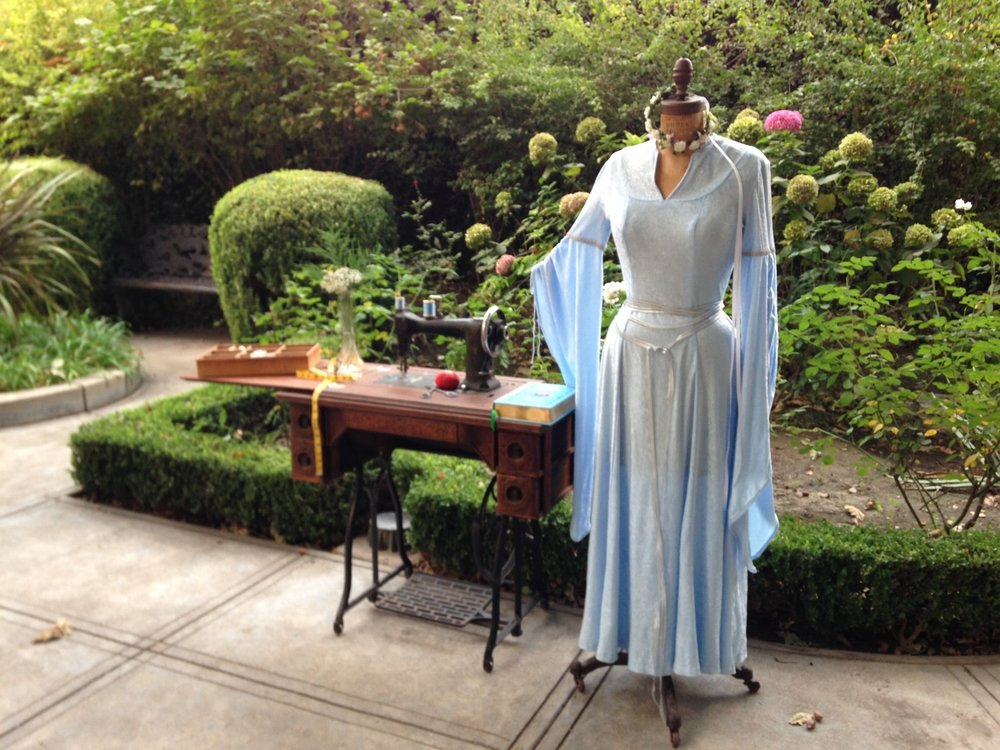 Vintage Dress Form Mannequin Rental
