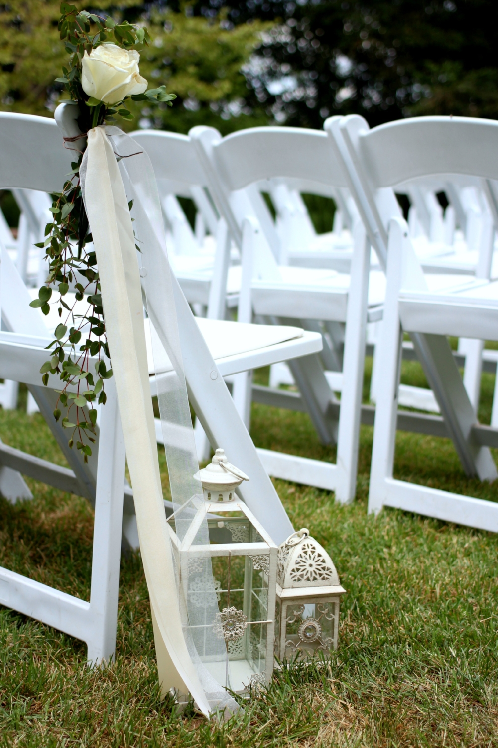 Wedding Ceremony Ideas - Lanterns