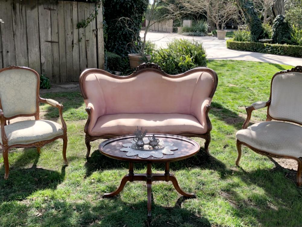 Pageo Lavender Farm - Vintage Lounge