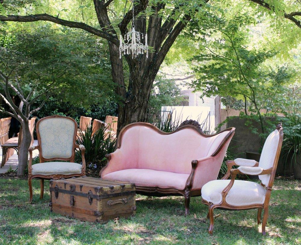 Pageo Lavender Farm Wedding - Vintage