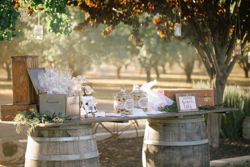 Rustic Wine Barrel Table