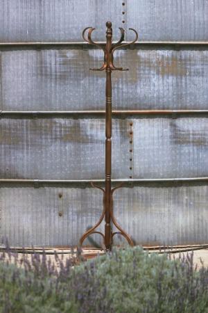 BENTWOOD COAT RACK - $25    MORE DETAILS & PICS,,,