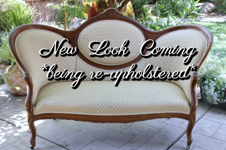 "Settee - ""Edith""   RENT FOR $125    MORE DETAILS & PICS   ..."