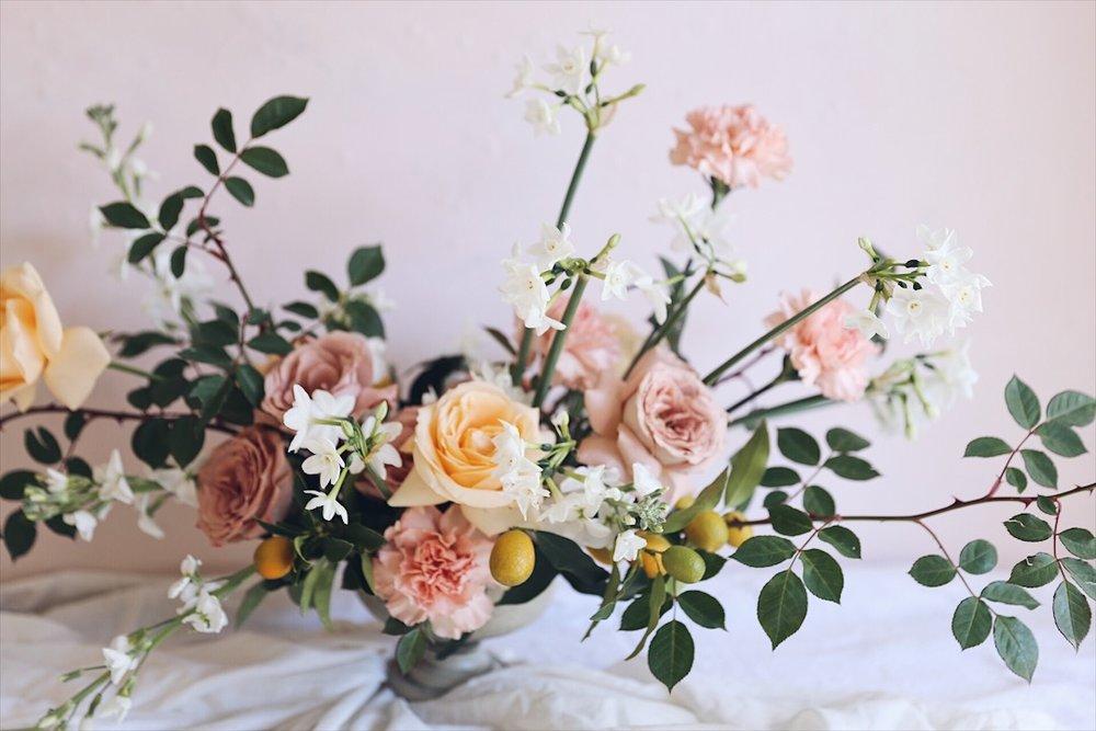 Oh Flora Studio / Centrepiece Tutorial