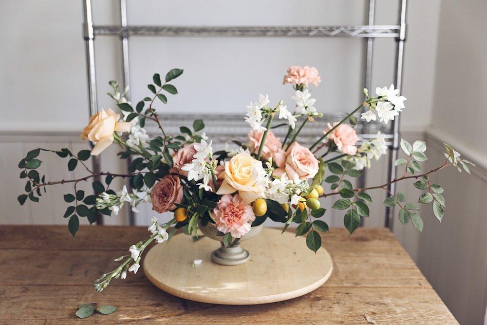 Centrepiece Tutorial / Oh Flora Studio
